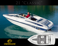 Crownline 21 Classic Bowrider